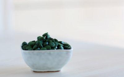 ESPIRULINA, benefíciate de su gran aporte de nutrientes.