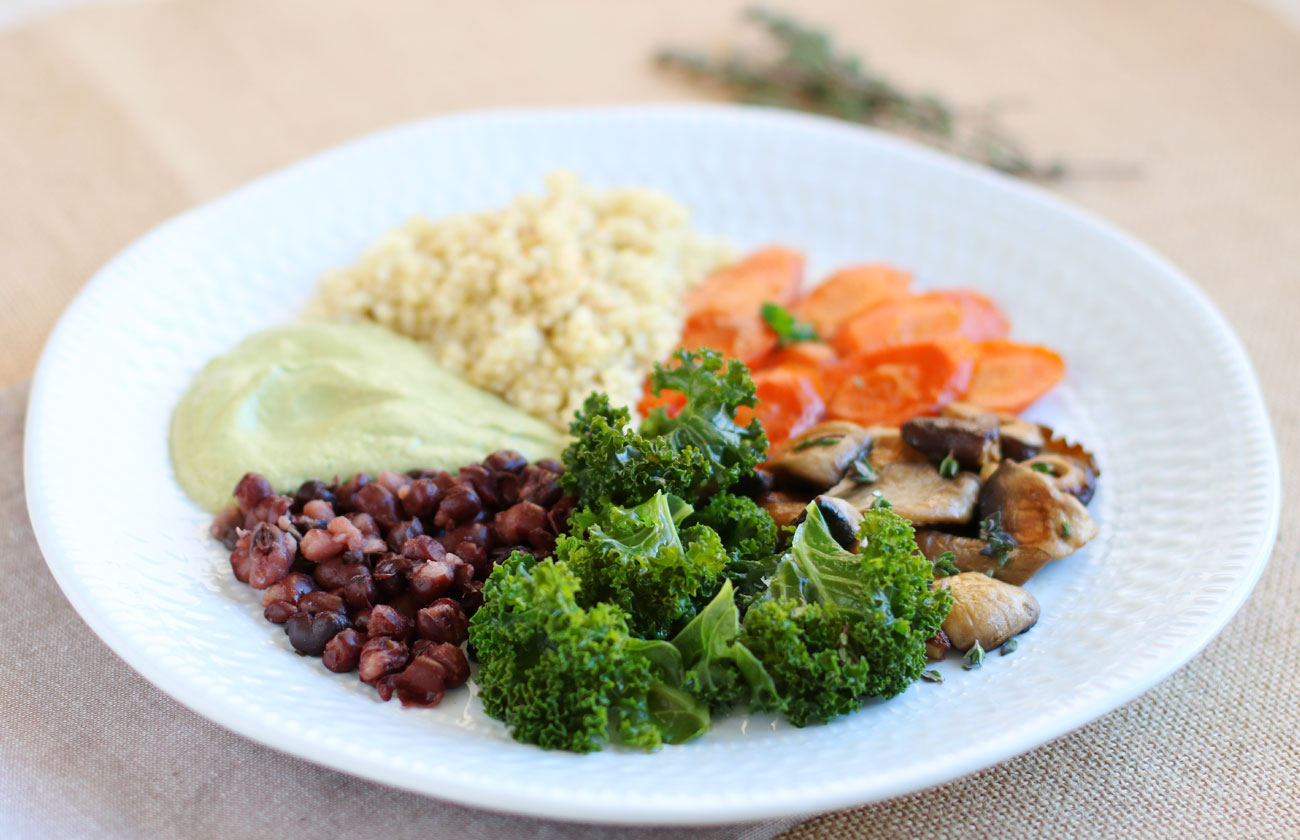 comida saludable, anna edo