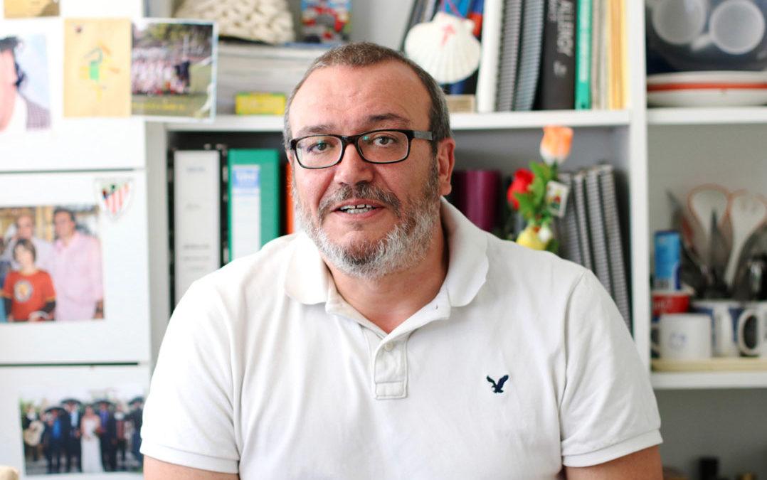 Intestino Irritable. Entrevista Dr. Javier Santos Vicente