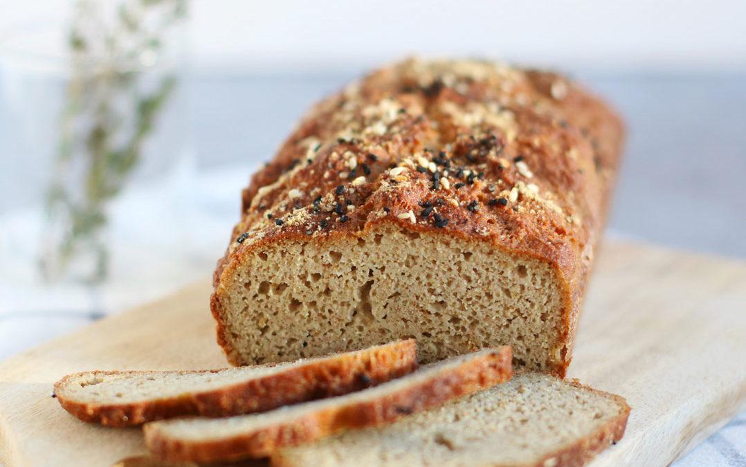 Receta Pan sin Gluten, paleo y bajo en carbohidratos