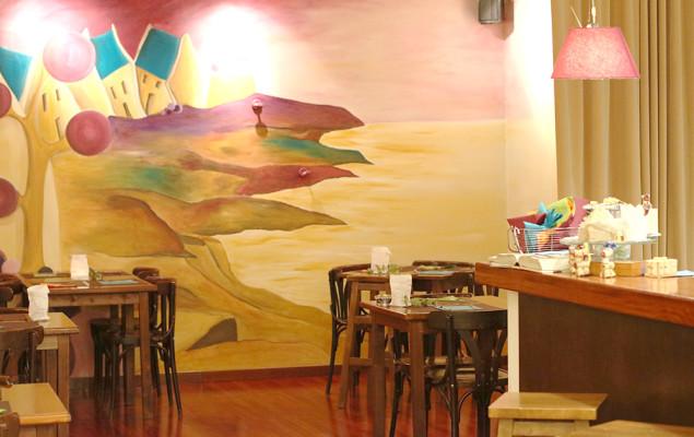 restaurante le pty mon barcelona